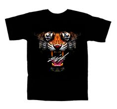 GET WILD AND SICK! #tiger #shirt #sick #streetwear