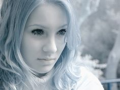 infrared photography | Great Examples Of Infrared Portrait | Photography | Inspiration