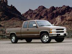 Chevrolet C/K 1500 Extended Cab '1988–99