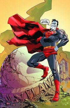Adventures Of Superman #9 by: Dan Panosian