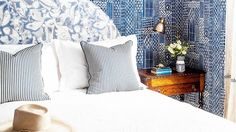 Inside a Colorful, Pattern-Packed Space in Australia  Located in Cabarita Beach in Northern New South Wales, Halcyon House is a vibrant and happy seaside hotel boasting saturated colors, diverse patterns, and tasteful accents.