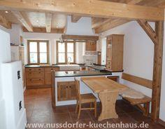 nussdorfer küchenhaus | Landhausküche. Landhausküchen vom Nussdorfer Küchenhaus. Küchen ...