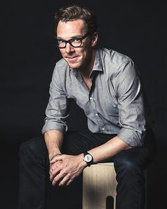 Benedict Cumberbatch. That smirk. (TIFF 2014)