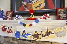 """Photo 4 of 112: Pete the Cat: I Love My White Shoes (Book) / Birthday """"Pete the Cat: I Love My White Shoes""""   Catch My Party"""