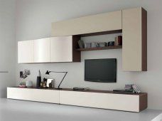 Wall Unit / Entertainment Center Logika LK21 by SPAR