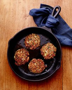 Quinoa is high in protein, fiber, and antioxidants like in our fennel quinoa breakfast patties—it is the perfect food to  start your day.