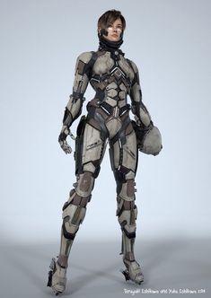 sci fi character - Google 검색