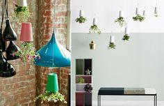 Sky Planter (Foto: Projeto: Susanna Vento Foto: Kristiina Kurronen Cliente: Deko-Magazine / GNOMO-EU. Boskke Sky Planter Ceramic medium, 4D1 Office, Interiors designed by Bone Studios)