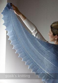 Ravelry: Riparian pattern by Justyna Lorkowska