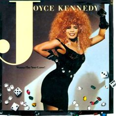 Joyce Kennedy - Wanna Play Your Game! (Vinyl, LP, Album) at Discogs