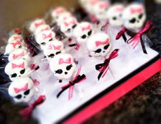 Monster High Cake Pops By JamiesCakePops On Etsy