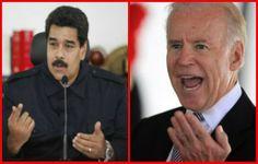 """(VIDEO) Presidente Maduro: """"Vicepresidente de EEUU arremete contra Venezuela para darle ánimo a los golpistas"""""""