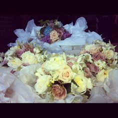 The bride and her maids by Opulent Garden Maids, Floral Wreath, Wreaths, Photo And Video, Garden, Instagram, Home Decor, Garten, Decoration Home