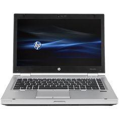 "HP - EliteBook 14"" Refurbished Laptop - Intel Core i5 - 4GB Memory - 320GB Hard Drive - Silver, 8470P-0826"