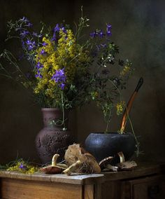 #still #life #photography • photo: ~ С маслятами ~ | photographer: Елена Татульян | WWW.PHOTODOM.COM