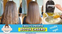 El botox casero es un tratamiento para el cabello que da muy buenos resultados en poco tiempo, además de devolver la vida si tu pelo está muy maltratado.