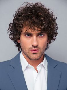 40 Modern Mens Hairstyles For Curly Hair That Will Change Your Look regarding dimensions 1600 X 2057 Men Long Curly Hairstyles - The curly haired woman is Mens Modern Hairstyles, Hairstyles Haircuts, Haircuts For Men, Crazy Hairstyles, Haircut Men, Formal Hairstyles, Vintage Hairstyles, Long Curly Hair Men, Curly Hair Cuts