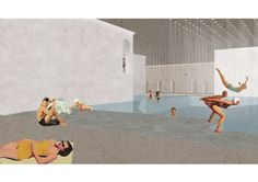 Maria Guerreiro Morais · Tagus Baths: Spaces of Water and Light in Aterro da Boavista