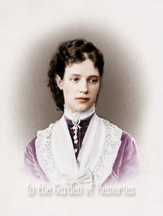Mother of the last Tsar of Russia: Marie Feodorovna