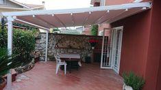 Pergola, Solar, Outdoor Decor, Home Decor, Homemade Home Decor, Outdoor Pergola, Interior Design, Home Interiors, Arbors
