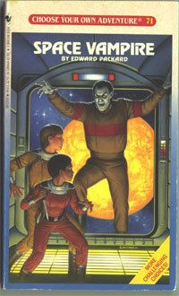 Yep, another awesome Choose your Own adventure book