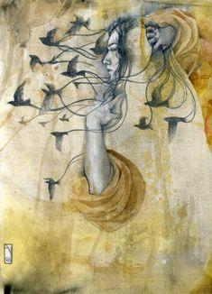 Artodyssey: Patricia Ariel