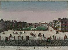 Leicester Square, c1780