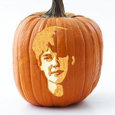 Add a favorite singer or actor to your pumpkins this year! Get all of our pop culture pumpkin stencils here: http://www.bhg.com/halloween/pumpkin-carving/pop-culture-pumpkin-stencils