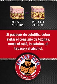 #Celulitis #Salud #Nutrición #Cardio #Musculacion #Culturismo #Fitness #Gym #ComeSano #SweatGym #SoySweatGym #TerritorioSweatGym #MrSweat #SweatGymxVenezuela #ejercicio #fisicoculturismo