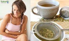 te de semillas de hinojo para dolores menstruales