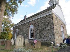 The Old Dutch Church in Sleepy Hollow Cemetery