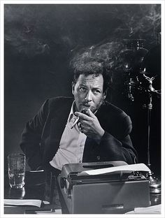 Tennessee Williams by Yousuf Karsh