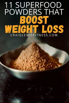 You're about to discover what the top 11 superfood powders that boost weight loss are. Depending on what you have read about weight loss and superfoods... Healthy Eating Tips, Healthy Foods To Eat, Healthy Recipes, Fit Board Workouts, At Home Workouts, Weight Loss Tips, Lose Weight, Fitness Blogs, Slow Metabolism
