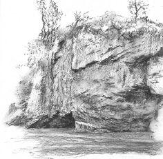 rock drawing - Google Search