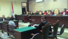 Sidang Lanjutan, Kasus Dugaan Korupsi Agenda Tanggapan Eksepsi