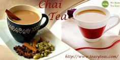 Chai tea is made from the plant camellia sinensis and is the second most well-known beverage all over the world due to its medicinal benefits. It offers more variety in aromas and flavors compared to others. Check More: http://www.teasyteas.com/