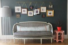 Picture Rail Wall Ideas