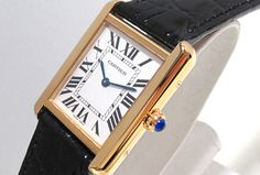 Cartier Tank Solo Watch                                                                                                                                                                                 More