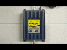 Watch the experts at Wilson Electronics detail how to install a cellular signal booster in a home / building.