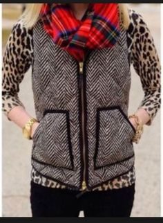 j crew herringbone vest-find it on ebay! or a knockoff site