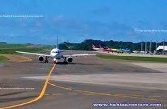 SALVADOR: Pista do aeroporto será interditada por 70 dias