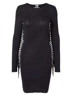 Fringe dress from Noisy may
