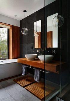 wasserfeste wandpaneele wandverkleidung in schieferoptik ideal auch f r euer badezimmer. Black Bedroom Furniture Sets. Home Design Ideas