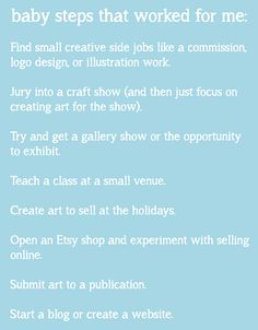 Alisa Burke answers FAQ about being an artist