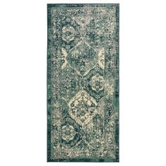 VONSBÄK Rug, low pile, green, Length: 9 ' The oriental-vintage expression has the charm of looking worn and adds a special character to the room. The pile is very low and works just as well by the sofa as under the dining table. Style Oriental, Oriental Rugs, Wet Spot, Medium Rugs, Ikea Family, Professional Carpet Cleaning, Bench With Shoe Storage, Underfloor Heating, Decorating Kitchen