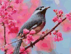 Cross Stitch   Spring Song xstitch Chart   Design