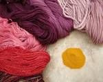 Blue Castle natural dyes; plant combinations provide excellent results; colorfast, easy to use, authentic naturally fermented dyes