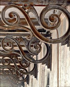 Rustic decor details/architecture photography/old corbels