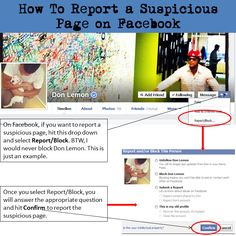 How to Block or Report a Suspicious Page On Facebook