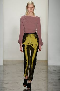 Costello Tagliapietra | Fall 2014 Ready-to-Wear Collection | Style.com